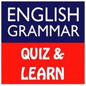 English Grammar Quiz & Learn