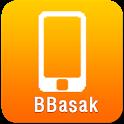 빠삭(BBASAK) 브라우저앱 logo