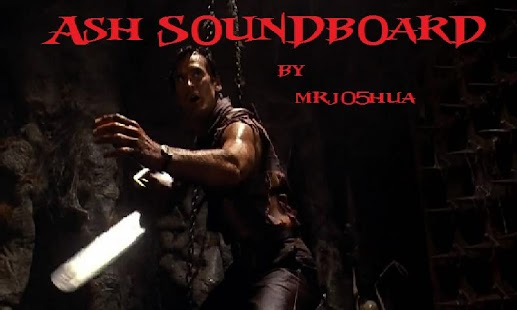 Ash Soundboard - screenshot thumbnail