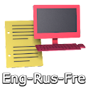 Eng-Rus-Fre Offline Translator icon
