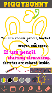 Animal Coloring Book for kids- screenshot thumbnail