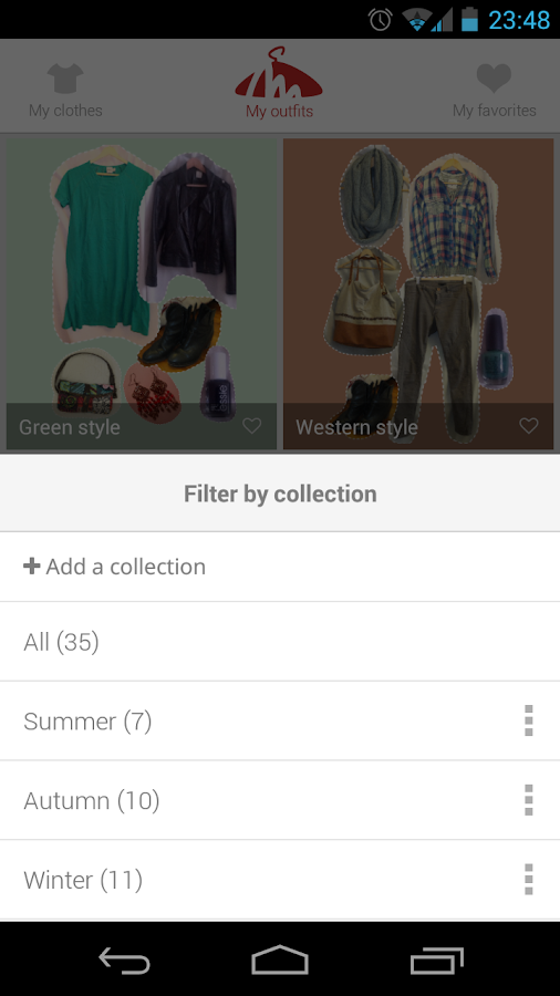 My Dressing - Fashion closet - screenshot