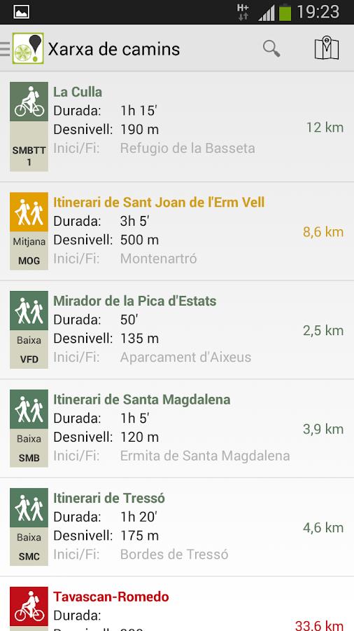 Alt Pirineu, deixa't guiar- screenshot