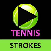 Tennis Strokes Lesson