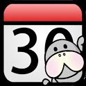 海牛行事曆 icon