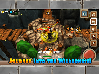 Monster Adventures - screenshot thumbnail