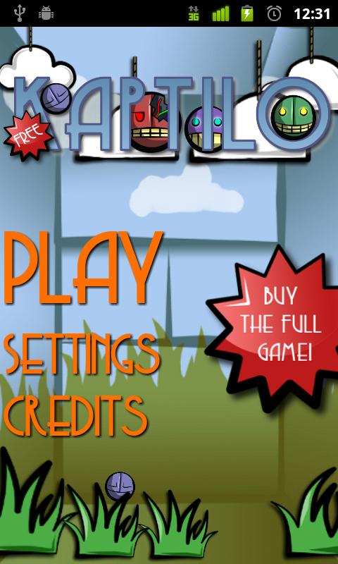 Kaptilo Free - screenshot