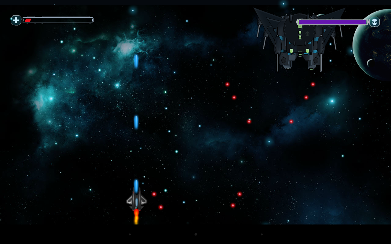 Space Gem- screenshot