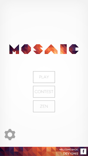 Mosaic: A Lights-Out Game