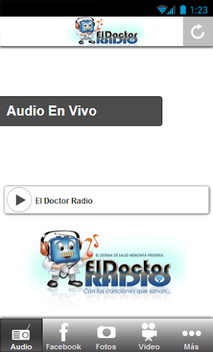 El Doctor Radio APP