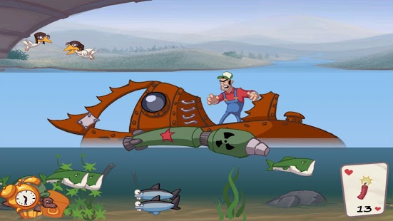 Super Dynamite Fishing Premium- screenshot thumbnail