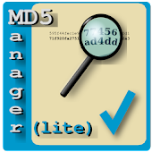 MD5 Manager (lite)