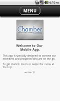 Screenshot of Decorah Area Chamber