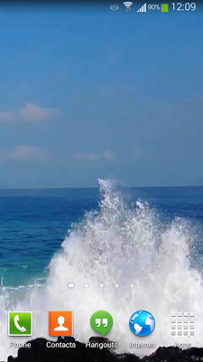 Ocean Waves Live Wallpaper 13 - screenshot