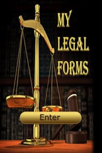 Legal Forms Document Templates - screenshot thumbnail