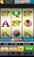 Screenshot of Pharaoh's Rule Slots