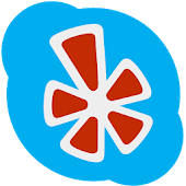 Yelp Share Skype Messenger