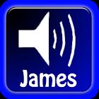 Talking Bible, James icon