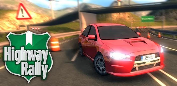 Highway Rally v. 1.007 скачать на андроид