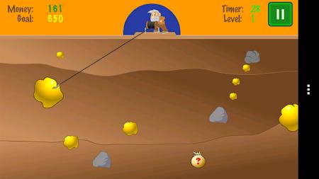 Gold Miner Classic - XMas 2015 1.0.6 screenshot 281288