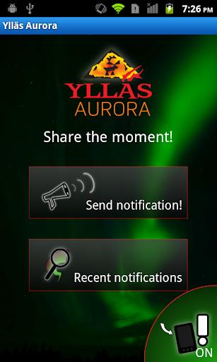 Ylläs Aurora