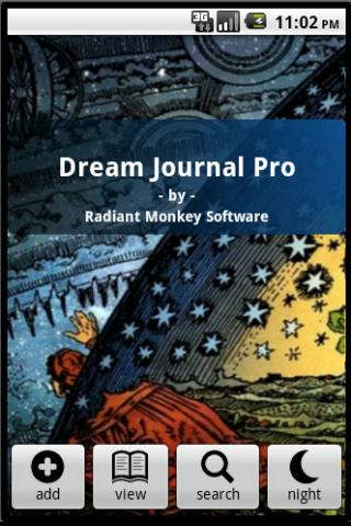 Dream Journal Pro - screenshot