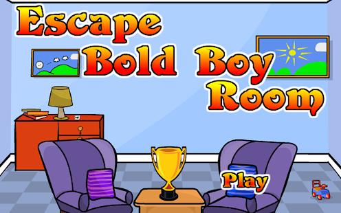 Escape Bold Boy Room