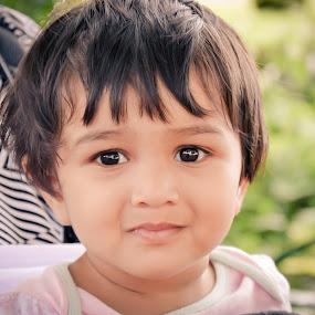 Smile Please by Manoj Swaminathan - Babies & Children Child Portraits ( babies, kids, smile, cute,  )