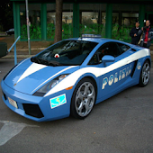 Police Fast Car Traffic Racer