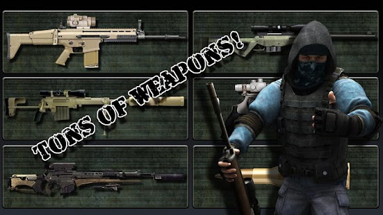 Shooting club 2: Sniper - screenshot thumbnail