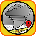 Find Me -- Tornado Safety App icon