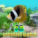 3D Undersea icon