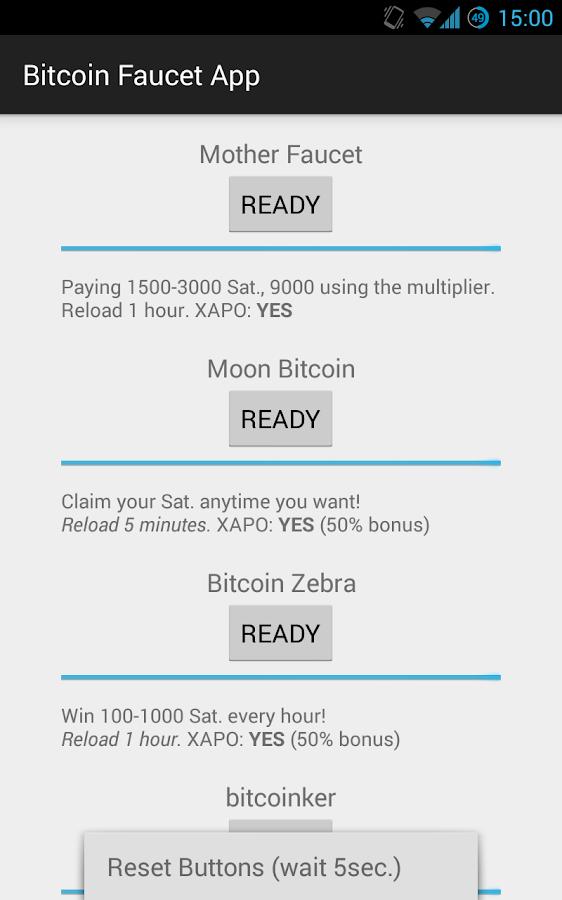 Bitcoin faucet app ios : Bitcoin adslgate