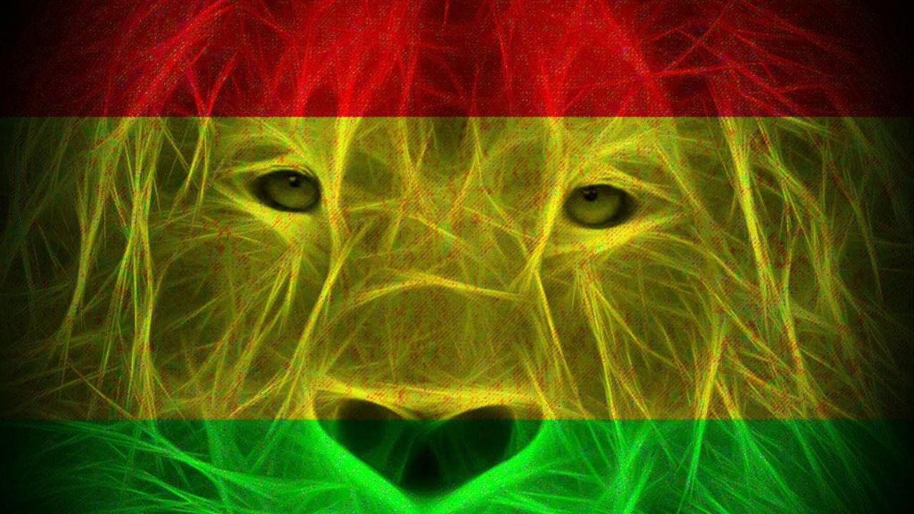 Rasta Lion Live Wallpaper- screenshotRasta Smoke Lion Wallpaper