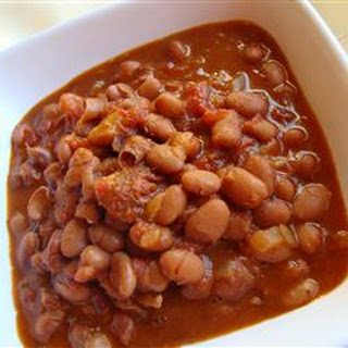 Cowpoke Beans