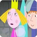 Benny and Holly's Kingdom logo