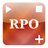 RPO Stopwatch Widget
