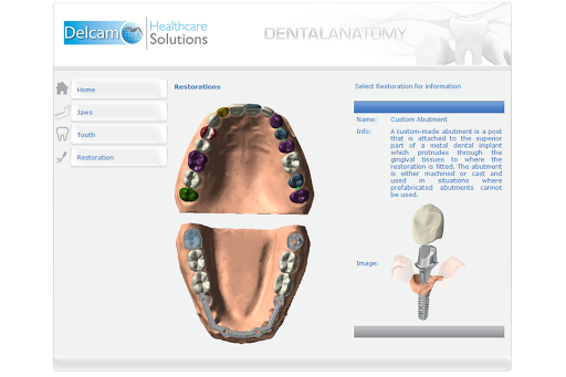 【免費醫療App】Dental Anatomy-APP點子