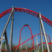 Top Roller Coasters Europe