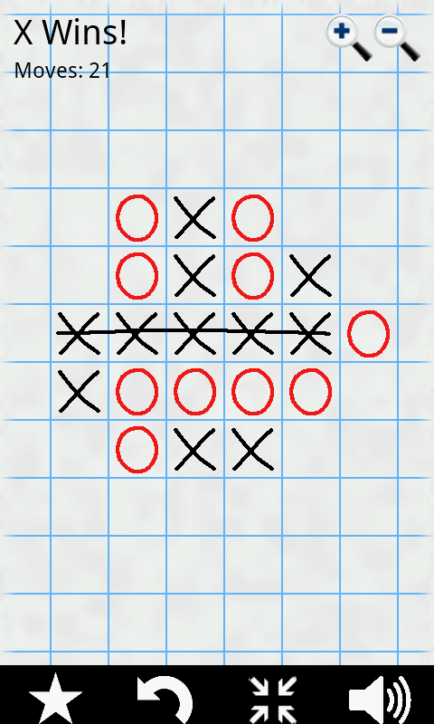 Mega Tic Tac Toe Online - screenshot