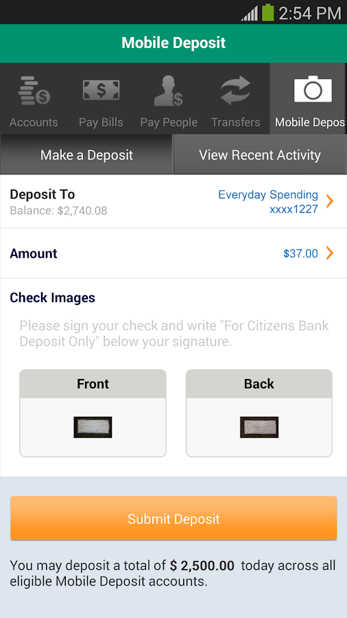 Citizens Bank Mobile Banking Android Apps on Google Play – Bank Application