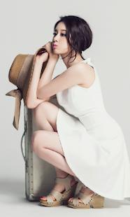 T-ara Jiyeon Livewallpaper v01