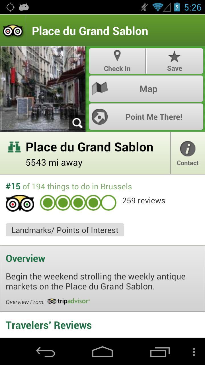 Brussels City Guide screenshot #3