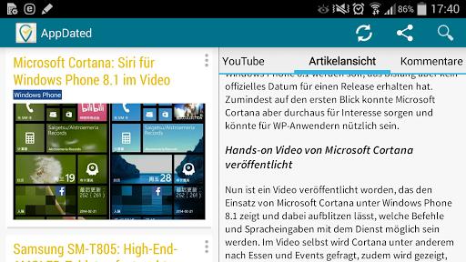 【免費新聞App】AppDated.de-APP點子