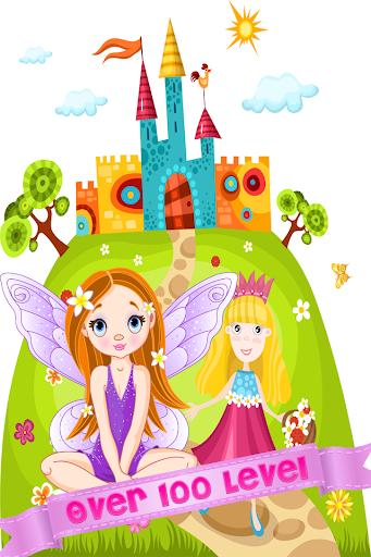 Princess Fairy Girls