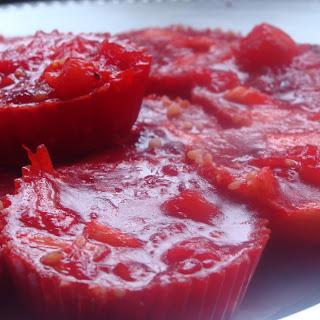 "Cranberry ""Cupcakes""."