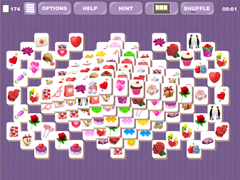 Valentine's Mahjong Tiles APK screenshot thumbnail 12