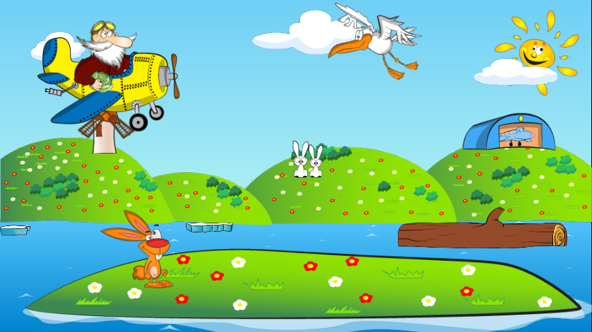 Bunny Bananny- screenshot