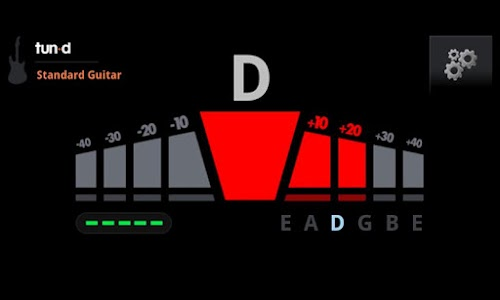 Tun-d Free Tuner  (Outdated) screenshot 2