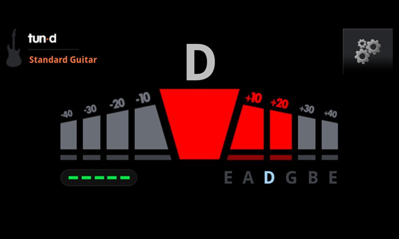 Tun-d Free Tuner  (Outdated) - screenshot